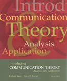 Introducing Communication Theory: Analysis and Application (NAI)