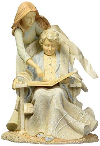 Enesco Foundations Caregiver Figurine, 7.4-Inch
