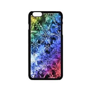 Artistic aesthetic snowflake fashion phone case for iPhone 6