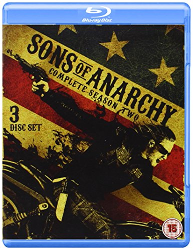 Sons of Anarchy-Season 2