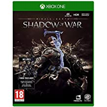 Middle-earth: Shadow of War (Xbox One) UK IMPORT REGION FREE