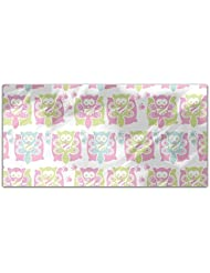 Kitten On Pillows Rectangle Tablecloth Large Dining Room Kitchen Woven Polyester Custom Print