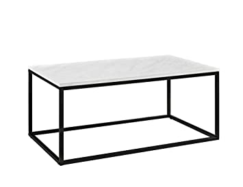 Material Coffee Table.We Furniture 42 Mixed Material Coffee Table Marble