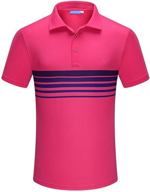Polos para hombre Ropa de golf para hombres adultos Camiseta de ...