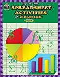 Step-by-Step Spreadsheet Activities for Microsoft Excel, Joan Marie Brown, 0743934695