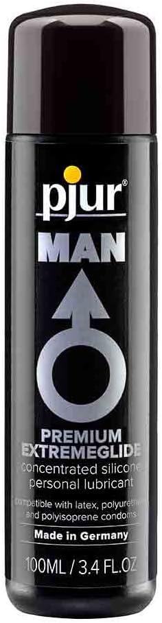 Pjur Man Extreme Lubricant, 3.4 Fluid Ounce / 100 Milliliter