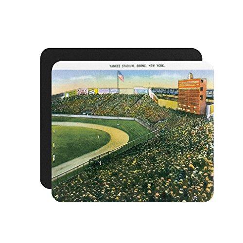 Yankee Stadium Desktop - Yankee Stadium, Bronx Ny Computer Laptop Mouse Pad