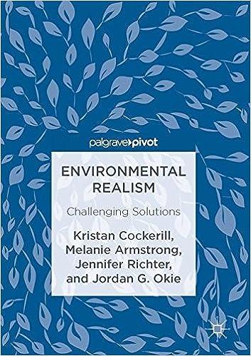 Descargar El Autor Torrent Environmental Realism: Challenging Solutions De Gratis Epub
