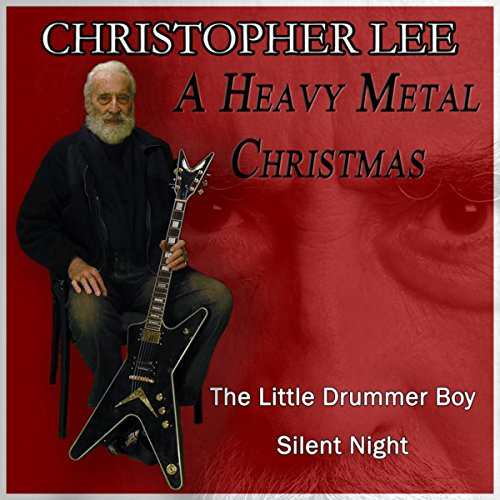 A heavy metal christmas by christopher lee on amazon music