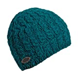 Search : Turtle Fur Women's Nepal Mika, Artisan Hand Knit Wool Beanie