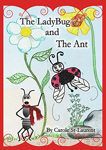 children s books the ladybug and the ant friendship social