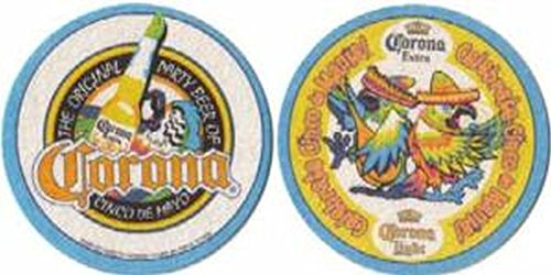 Corona Beer Cinco De Mayo 4 In Coasters 50 ()