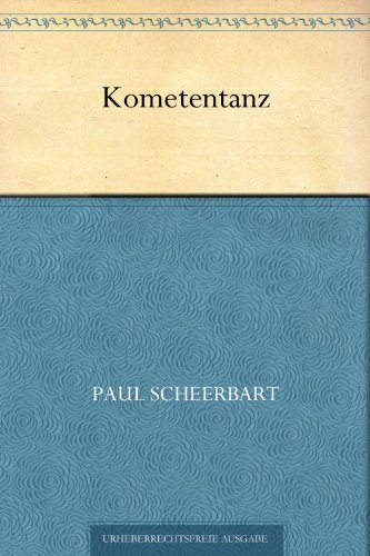 Kometentanz (German Edition)