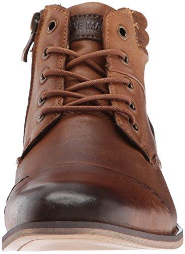 Steve Madden Men's Javier Chukka Boot Dark Tan sale geniue stockist shop for online B14f9XM