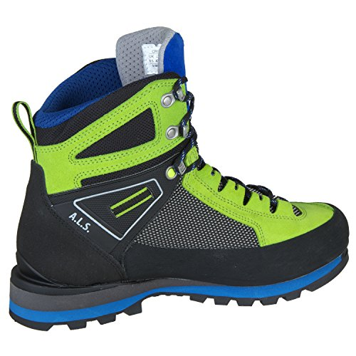 Kayland shoes Men Bakpacking Cross Mountain GTX Lime 018017030 Lime