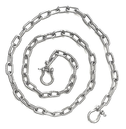 Stainless Steel 316 Anchor Chain 3/8
