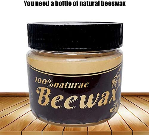 Pictury Holzgewürz Bienenwachs Schutz Schmutz Entfernung Bienenwachs für Holzmöbelboden