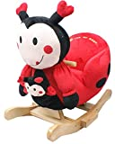 Lovee Ladybug Rocker with Puppet