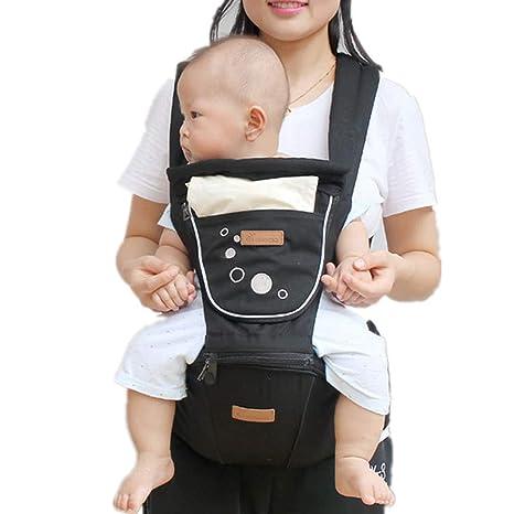 Baby Carrier Mochila Portabebe, Asiento Ajustable De Recién Nacido a ...