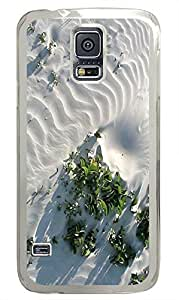 Samsung S5 case most protective covers Sandslide PC Transparent Custom Samsung Galaxy S5 Case Cover
