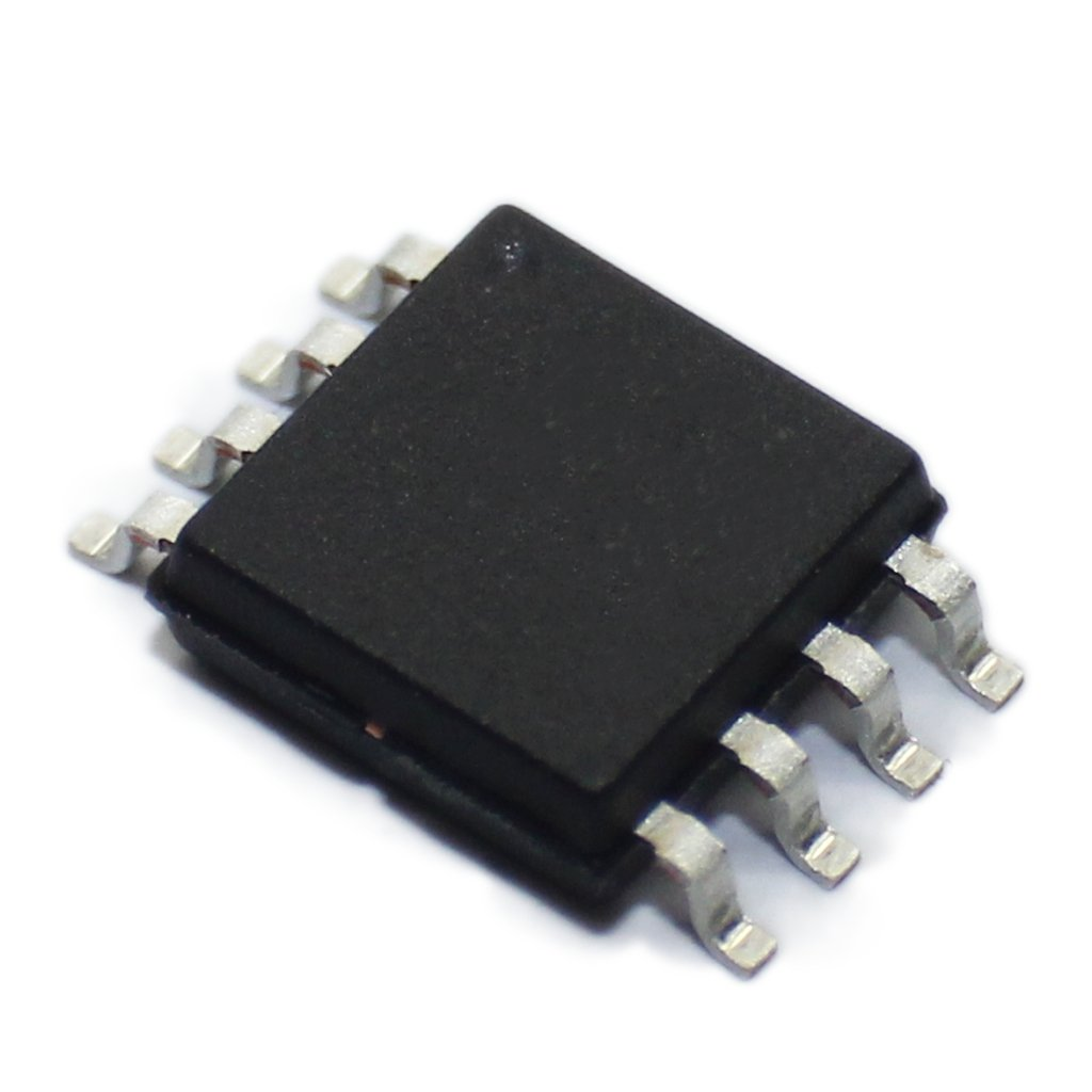 MCP41100-E/SN Integrated circuit digital potentiometer 100kΩ SPI 8bit MICROCHIP TECHNOLOGY INC.