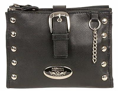 Katloo Ultra Soft Leather Washed Crossbody Shoulder Bag Multi Pockets