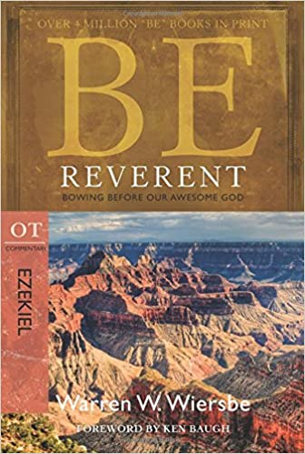 Book Be Reverent: Bowing Before Our Awesome God