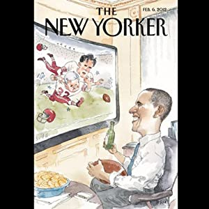 The New Yorker, February 6th 2012 (Leslie T. Chang, Ian Frazier, Wyatt Mason) Periodical
