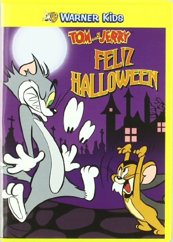 Tom Y Jerry: Feliz Halloween]()