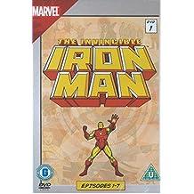 The Invincible Iron Man Series 1-7 DVD 1966