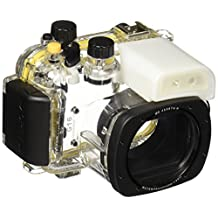 MegaGear 130ft 40m Underwater Waterproof case Housing with Foam Floating Wrist Strap for Canon PowerShot G16 WP-DC52