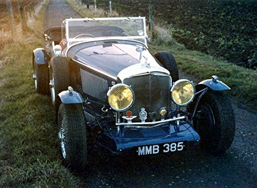 Amazon com: 1947 1979 Bentley Mark VI & R Derry Mallalieu