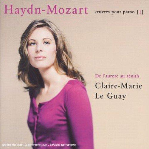 Price comparison product image Mozart: Pno Son 4 & 17 / Haydn: Pno Son 11 & 59