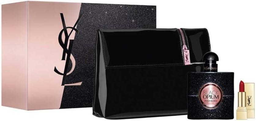 Yves Saint Laurent Black Opium, Set de fragancias para mujeres - 1 kit