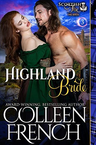 Highland Bride (Scottish Fire Series) cover