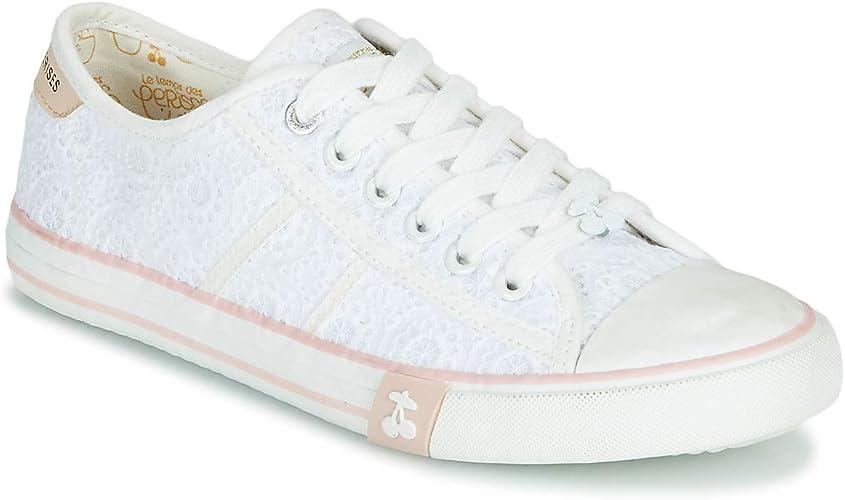 Le Temps des Cerises Easy, Basket Femme: Amazon.fr: Chaussures et Sacs