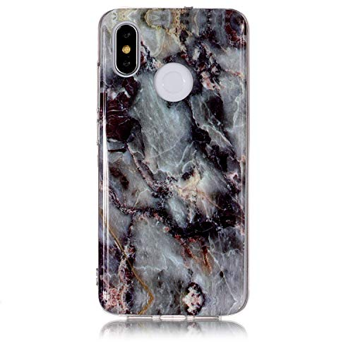 pour Femme Slim Etui XiaoMi Housse Case Protective TPU Ultra Silicone Soft Homme Gel Souple Marbre Cover Mi8 Mi8 Silicone Fille Skin Gel 2 Motif Doux Soft Coque XiaoMi en Herbests Coque Gel Case TPU Flexible 6qwASBan