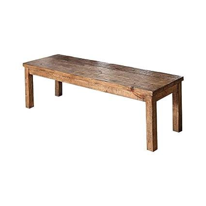 2e5b5b3c2692 Amazon.com - Furniture of America CM3829BN-W Gianna Rustic Pine Wood ...
