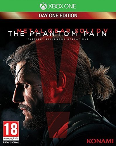 Metal Gear Solid V: The Phantom Pain - Day 1 Edition (Xbox One)