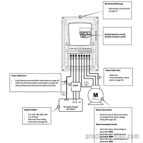 Vfd 2 hp abb ☆ BEST VALUE ☆ Top Picks [Updated] + BONUS Abb Acs Jog Wiring Diagrams on