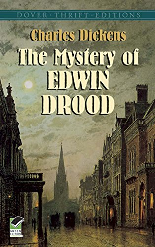 the mystery of edwin drood summary