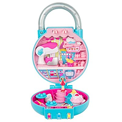 Shopkins Lil' Secrets Secret Lock - Great Bakes Cupcakes: Toys & Games