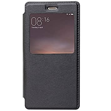 huge selection of ce8e6 a2899 SmartLike Oppo F3 Window Leather Flip Cover for Oppo F3