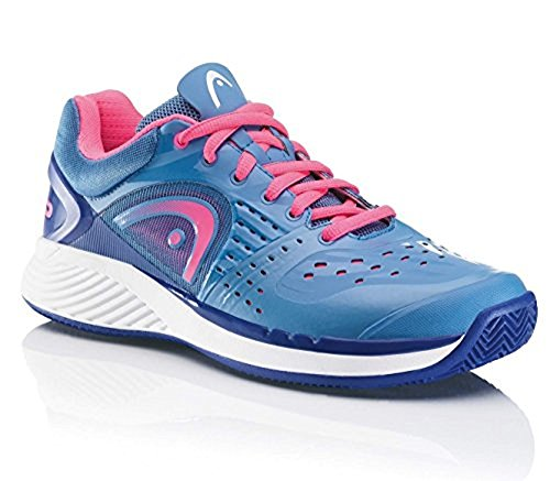Head - Sprint Pro Clay Scarpa TENNIS donna (Blu/Rosa) - UE 37 - UK 4,5