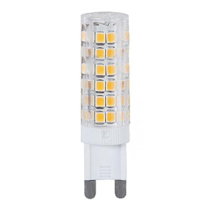 1 opinioni per FUTUR PRINT®- LAMPADINA LED SMD BULBO ATTACCO G9 DA 7W = 70W A INCANDESCENZA 770