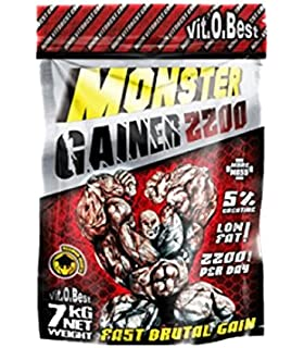 MONSTER GAINER 2200-1,5 kg CHOCOLATE