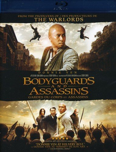 Bodyguards & Assassins (Blu-ray)