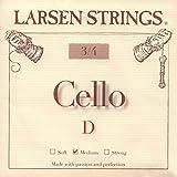 Larsen 3/4 Cello D String Medium Alloy-Steel