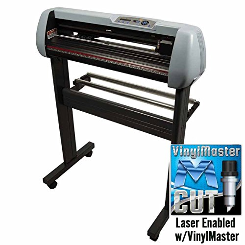 28'' USCutter SC2 Series Vinyl Cutter w/ VinylMaster Cut Design & Cut Software by USCutter