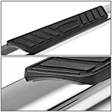 "Ford F-250 / F-350 Super Duty Regular Cab 5"" Curved Side Step Nerf Bar Running Board (Chrome)"